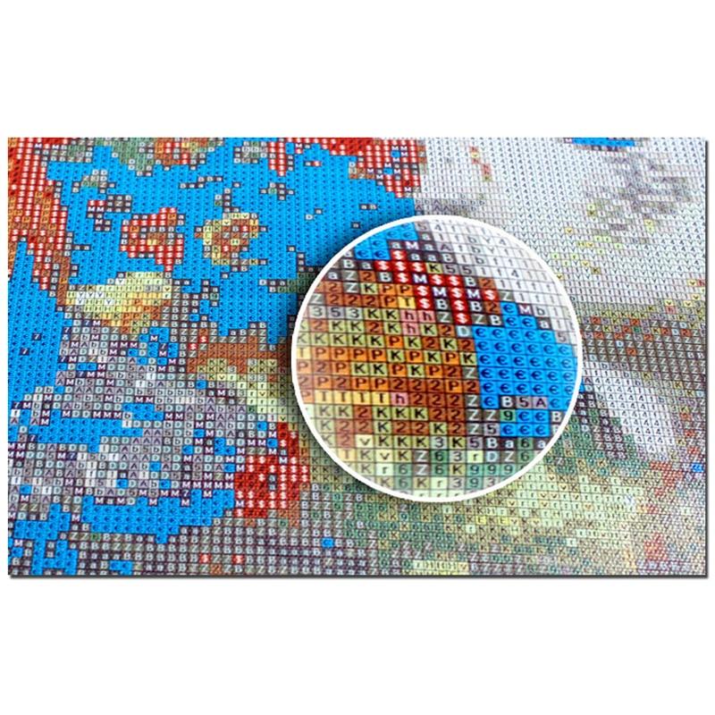 New Diamond Painting The gaze of love Cross Stitch Full Square Rhinestone Picture Diamond Embroidery Patchwork Mosaic Needlework