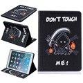 """Tablet de luxo Pintado Casos De Couro Para O iPad Da Apple Pro 12.9 """"de 12.9 polegadas Casos Covers Habitação Shell Pele Acessórios De Cartão titulares"""