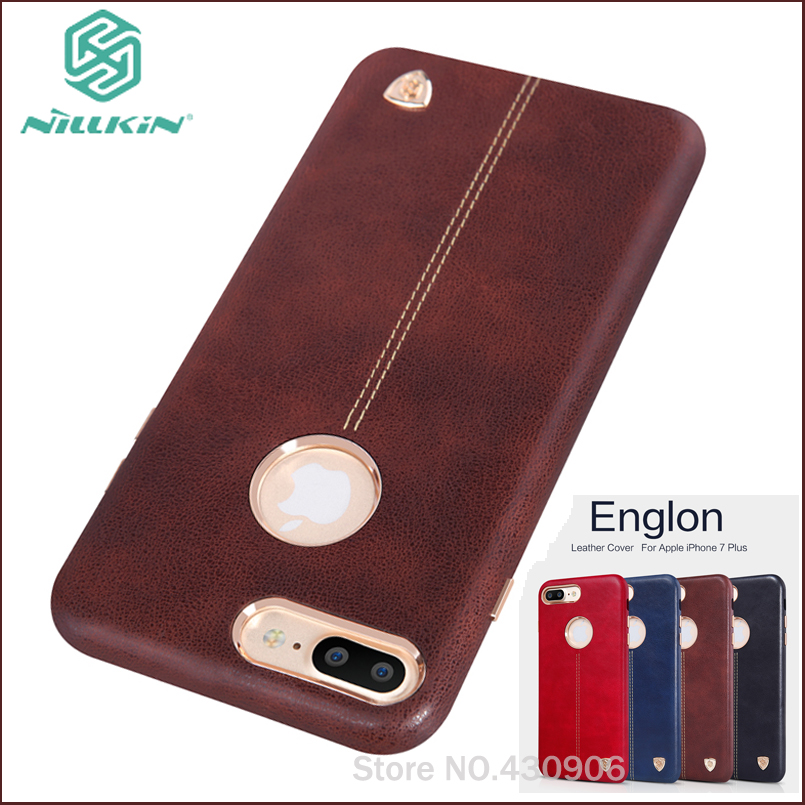 Nillkin For Apple iPhone 7 Plus 5.5 Case Hight Quality PU Leather Back Cover For Apple iPhone 7 Plus /iPhone 7 Plus Cover