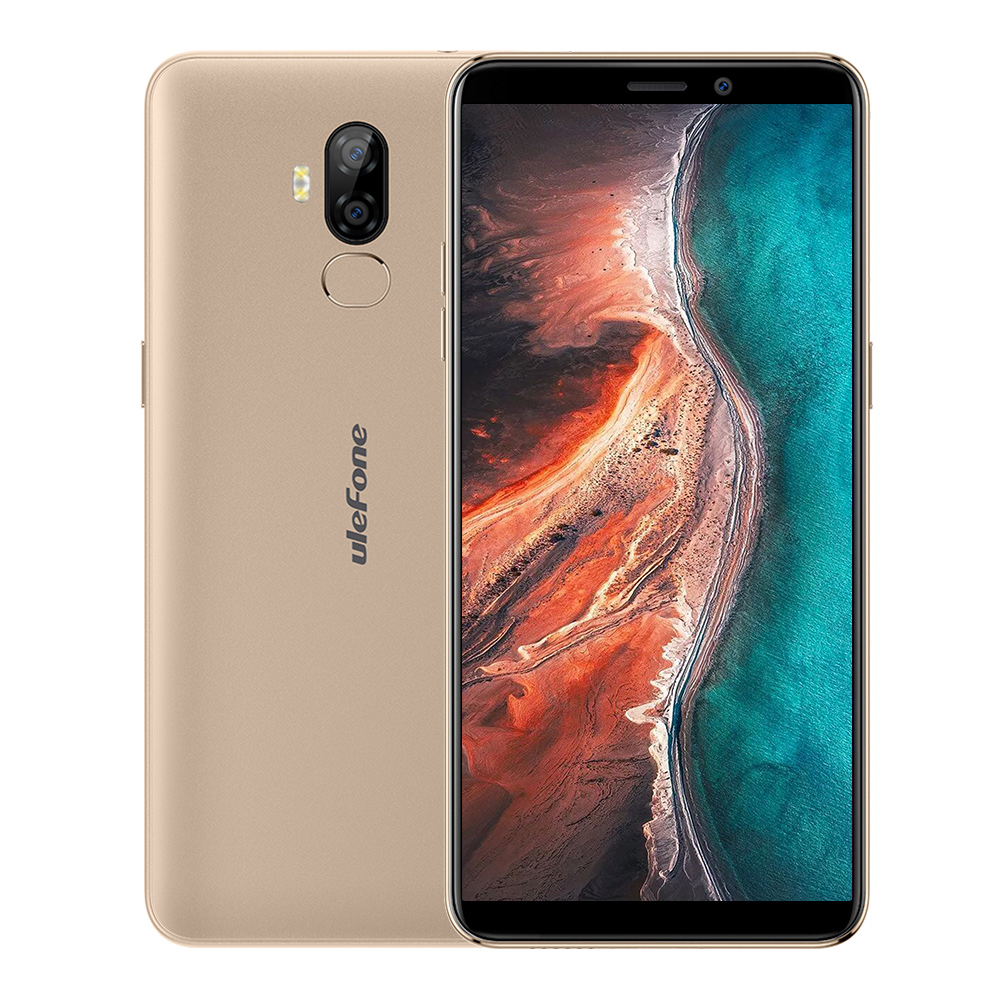 Ulefone P6000 Plus 3GB 32GB Cell Phone 6350mAh Android 9 0 Pie 6 0 inch HD