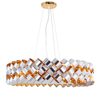 Nordic постмодерн свет egg roll подвесной светильник led спальня гостиная свет DIY творческий дом светильники мебель jinle