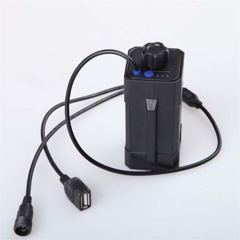 Wasserdichte 18650 Power Batterie-speicher-fall-kasten-halter Für Bike LED fahrradbeleuchtung bisiklet aksesuar ciclismo radfahren