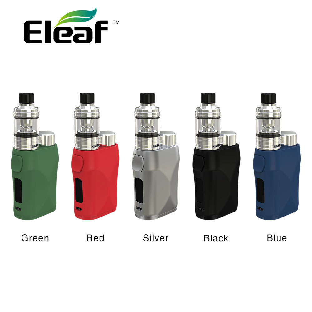 New Original 75W Eleaf IStick Pico X TC Kit with 2ml Melo 4 Atomizer Intelligent Wattage