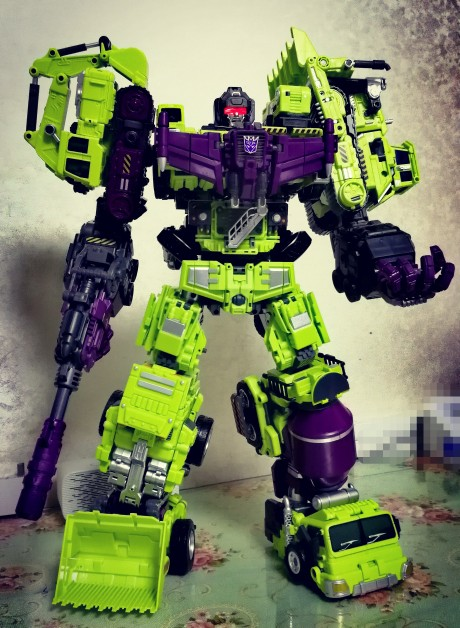 Transformers FansToys FT-28 Hydra Six-faced beast New product
