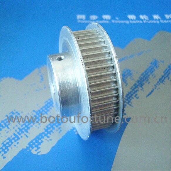 50 teeth L type motor belt pulley 10mm width