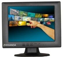 zhixianda 10 inch touch screen monitor with USB/VGA input(China (Mainland))