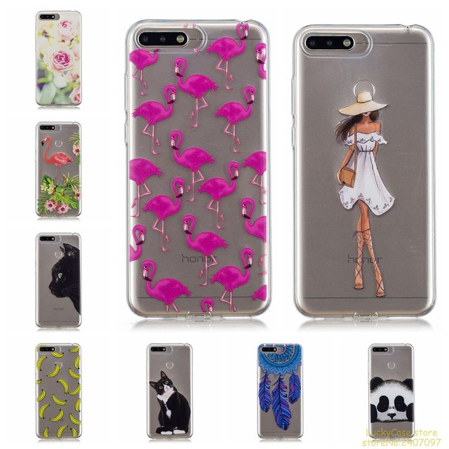 separation shoes 9f347 fccf2 high quality Silicone TPU Case For Huawei Y6 2018 phone cases Luxury ...