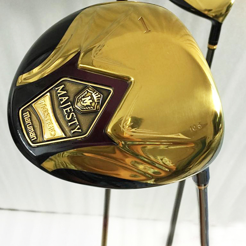 Cooyute Nouvelle Golf clubs Maruman Majesté super 7 Golf pilote 9.5or10.5 loft Graphite shaft Golf Maruman pilote couverture Livraison gratuite
