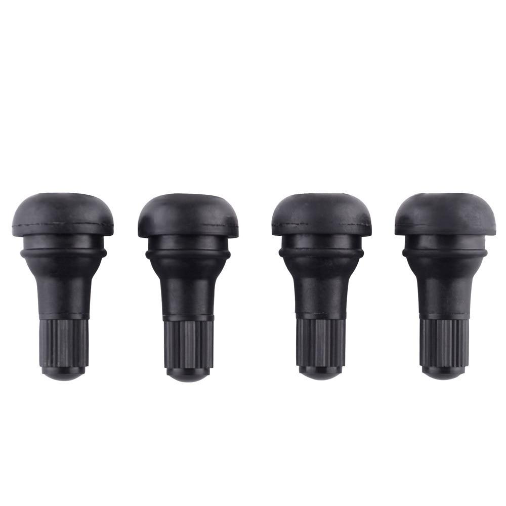 Tyre Valve Stem Puller Tools Set 10 TR412 Short Rubber Nozzle Core Pure Copper