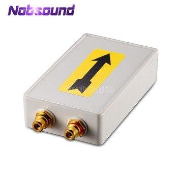 Nobsound Mini Hi-Fi Phono Preamplificatore CD Player per LP In Vinile Giradischi Segnale Burn-in Dispositivo