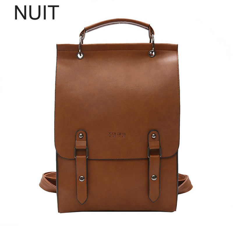 Women Backpacks PU Leather Backpack Bags Brands Style Shoulder Bag School Brand Bagpack Daypack For Women Female MochilaWomen Backpacks PU Leather Backpack Bags Brands Style Shoulder Bag School Brand Bagpack Daypack For Women Female Mochila