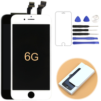 Grade AAA For IPhone 6 LCD Display With Touch Screen Digitizer Assembly 100 No Dead Pixel