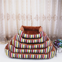 Pet Dog Bed Warming Dog House Soft Material Pet Nest Dog Warm Bed For Cat Puppy Plus size S-XXL Dogs Bed Soft Fleece Pet Blanket speedlink atecs soft xxl