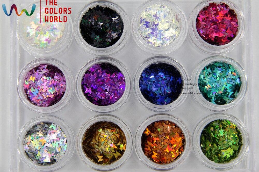 TCT-017 Լազերային գույն (հոլոգրաֆիկ) - Մանիկյուր - Լուսանկար 6
