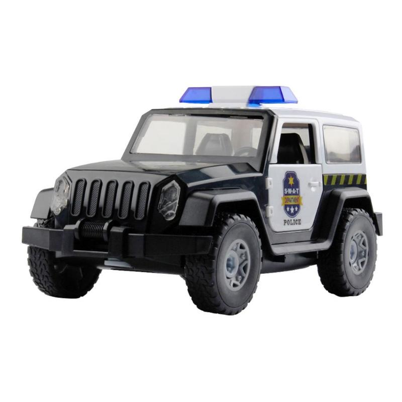 DIY Electric Drill Assembling Children Sound Light Police Car Model Kids Puzzle Toy for Kids Birthday Festival GiftDIY Electric Drill Assembling Children Sound Light Police Car Model Kids Puzzle Toy for Kids Birthday Festival Gift
