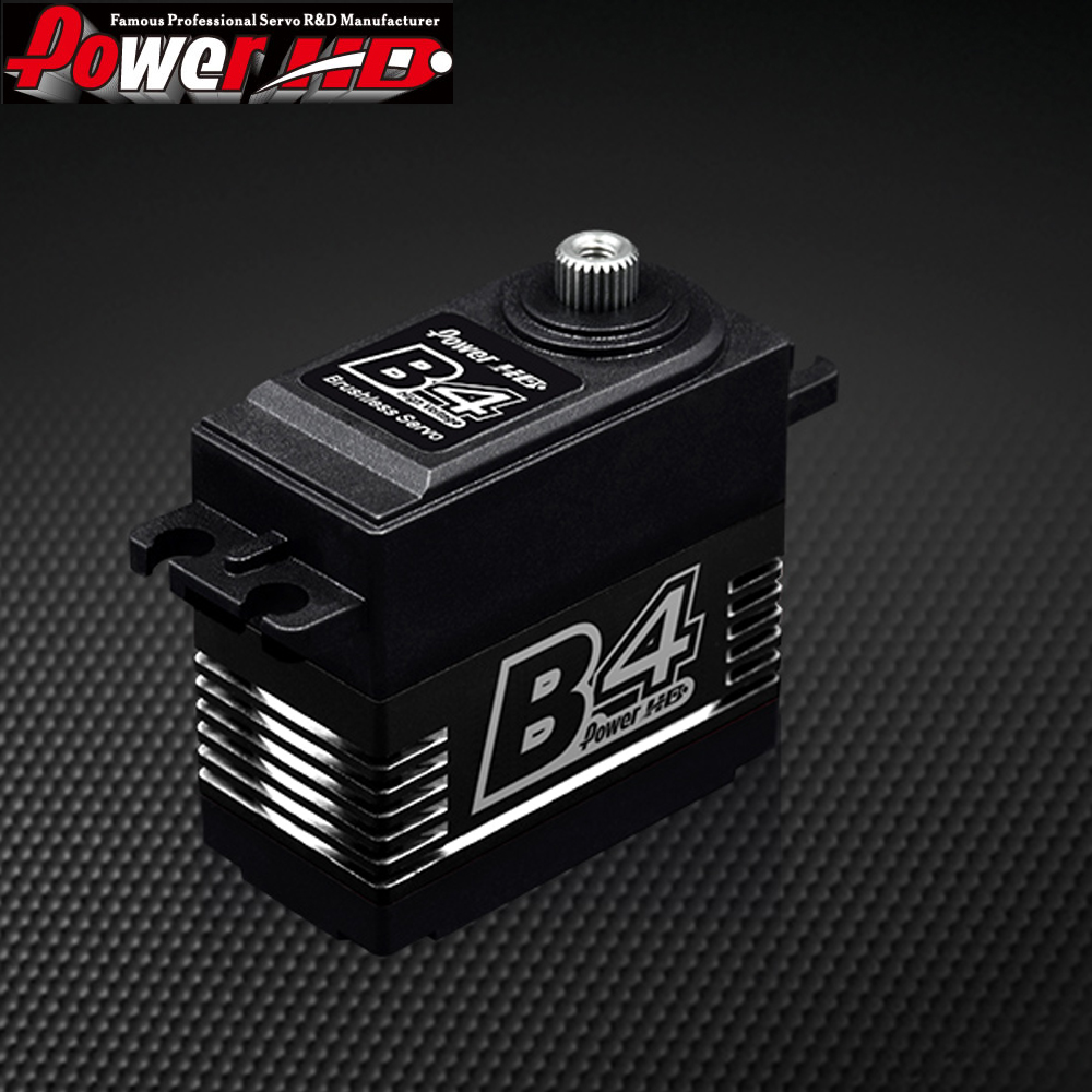 Register shipping 1pcs Original Power HD B4 25KG High Torque Brushless Metal Gear Servo for RC Airplane 3D F3A электрочайник de longhi kbi2001 bk