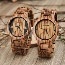 DODO DEER Handmade Original Wood Watch Custom High Quality Wooden Strap Men Wholesale Gift in Box DropShipping A15