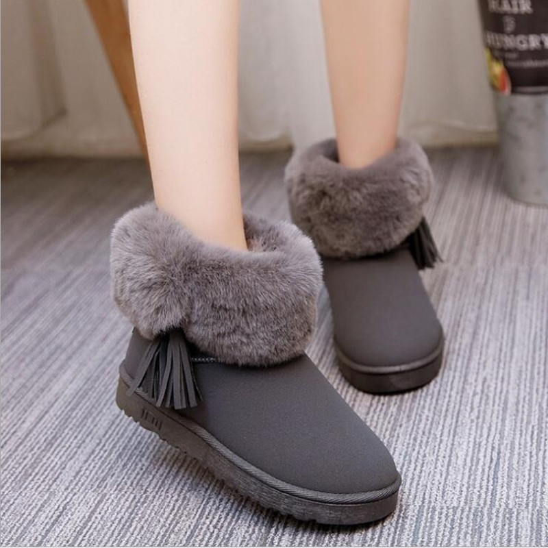 Hot Women s Winter font b Snow b font font b Boots b font Top Quality
