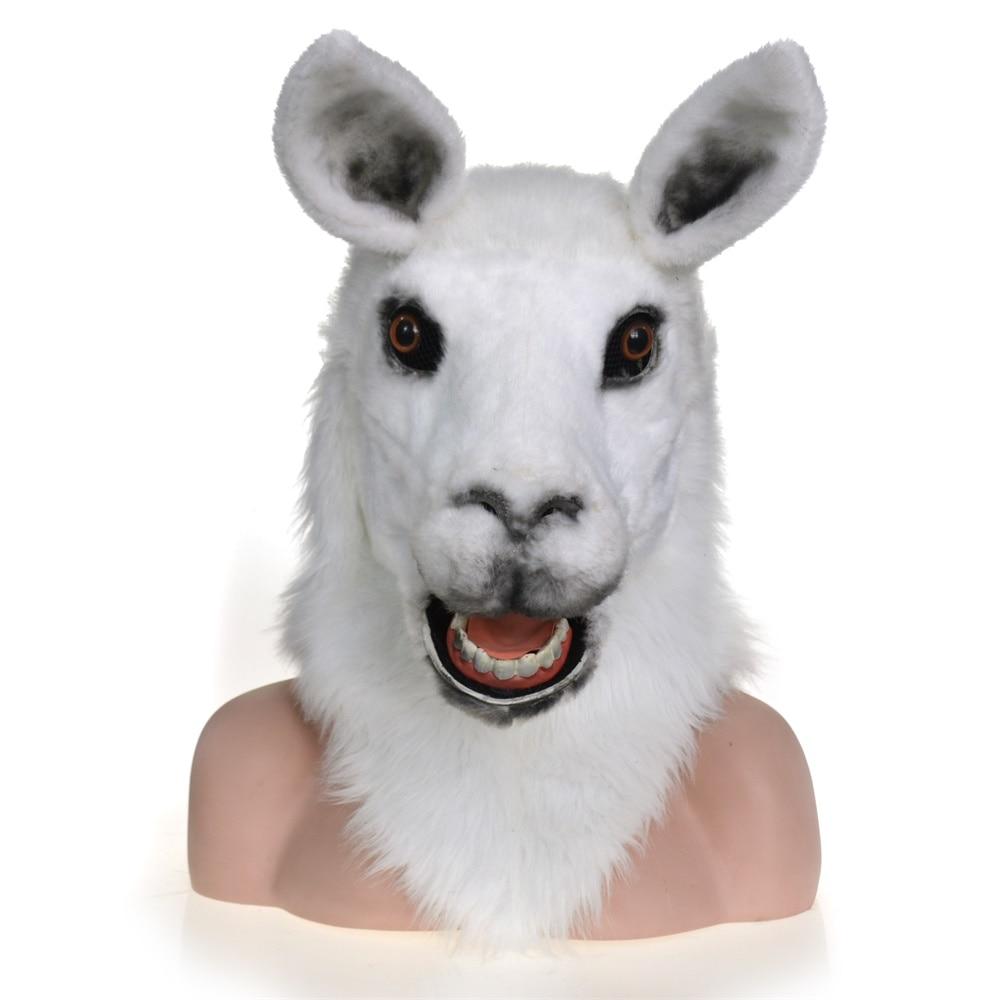 Usine d'exportation/importation de masque de bouche mobile de lama