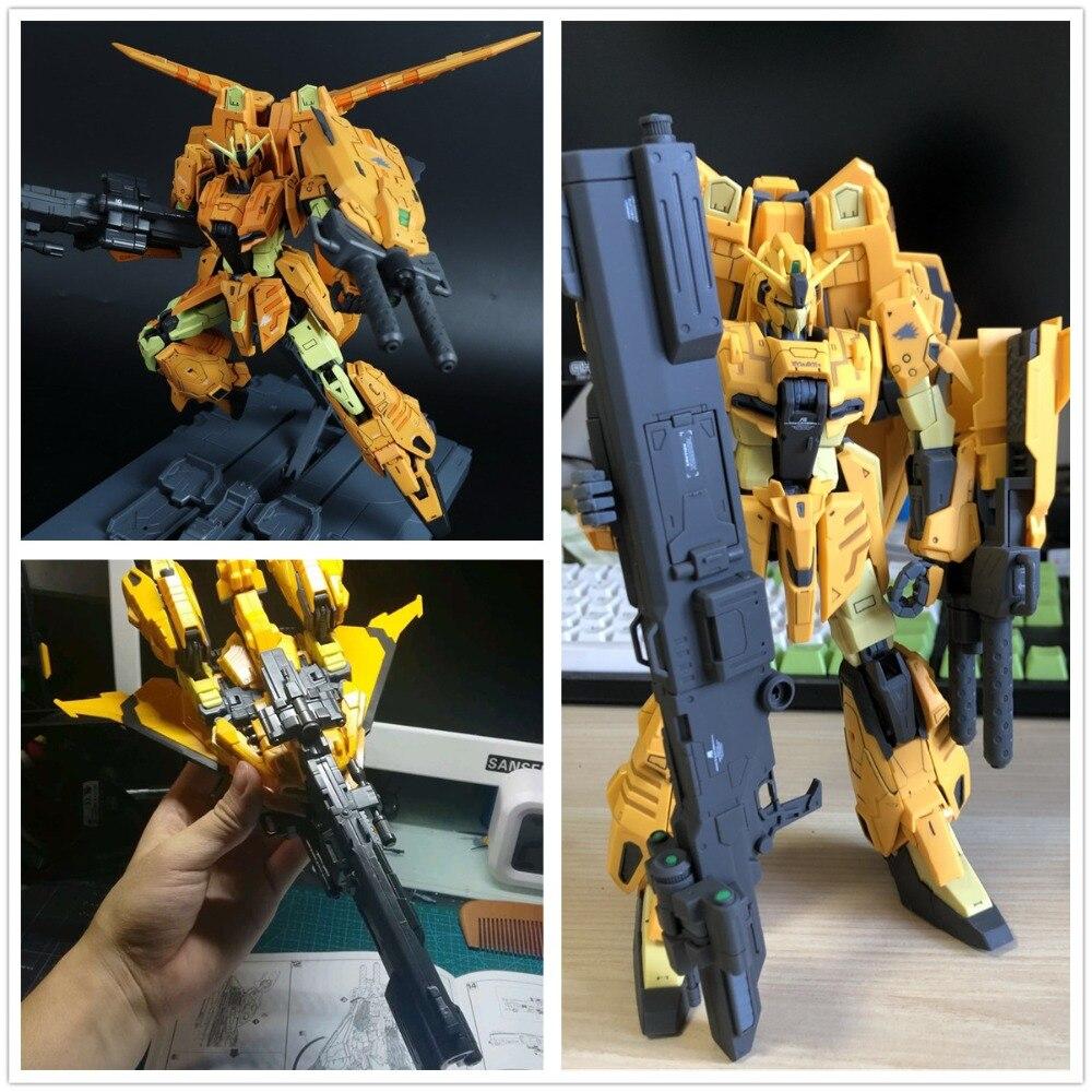 Daban Gundam model 1:100 MG 8805 MSZ-006-3B Gray Zeta III B type Gundam model DD051