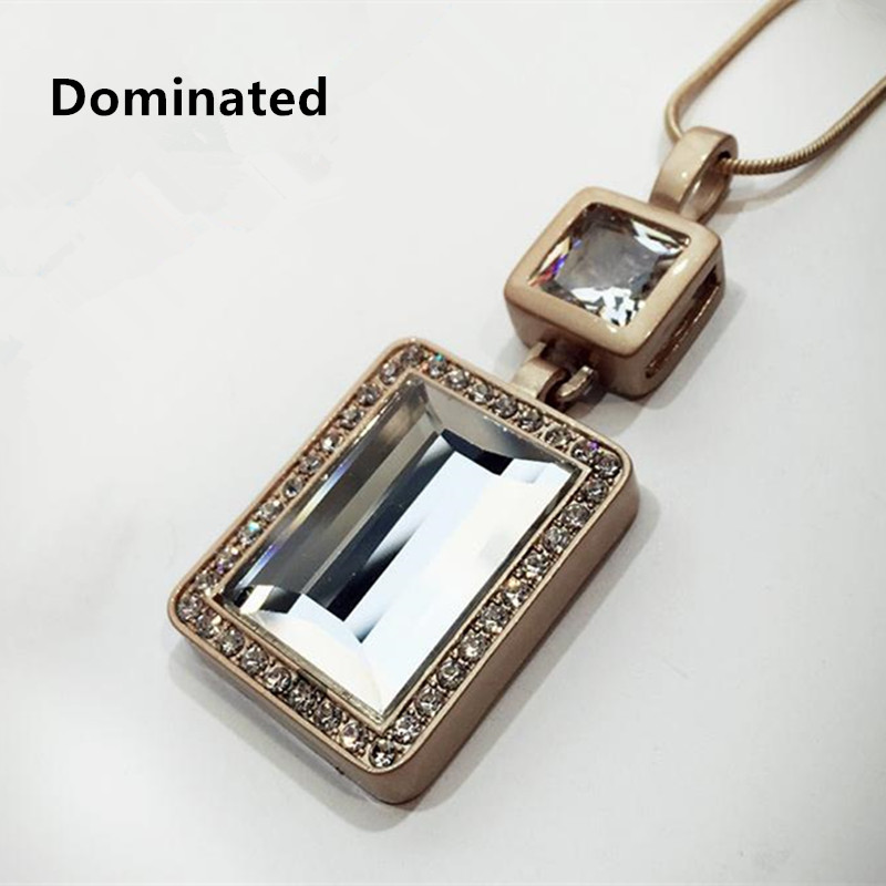Dominated Women Pendant Necklaces All-mas