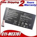 C11-me370t bateria do portátil para Asus Nexus 7 8 GB / 16 GB / 32 GB classificação 3.7 V 16Wh Li Polymer bateria de 4325 mAh
