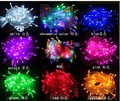 waterproof 600 leds 100M flasher string Lighting for outdoor/ indoor Wedding Party christmas tree Twinkle Fairy decoration Light