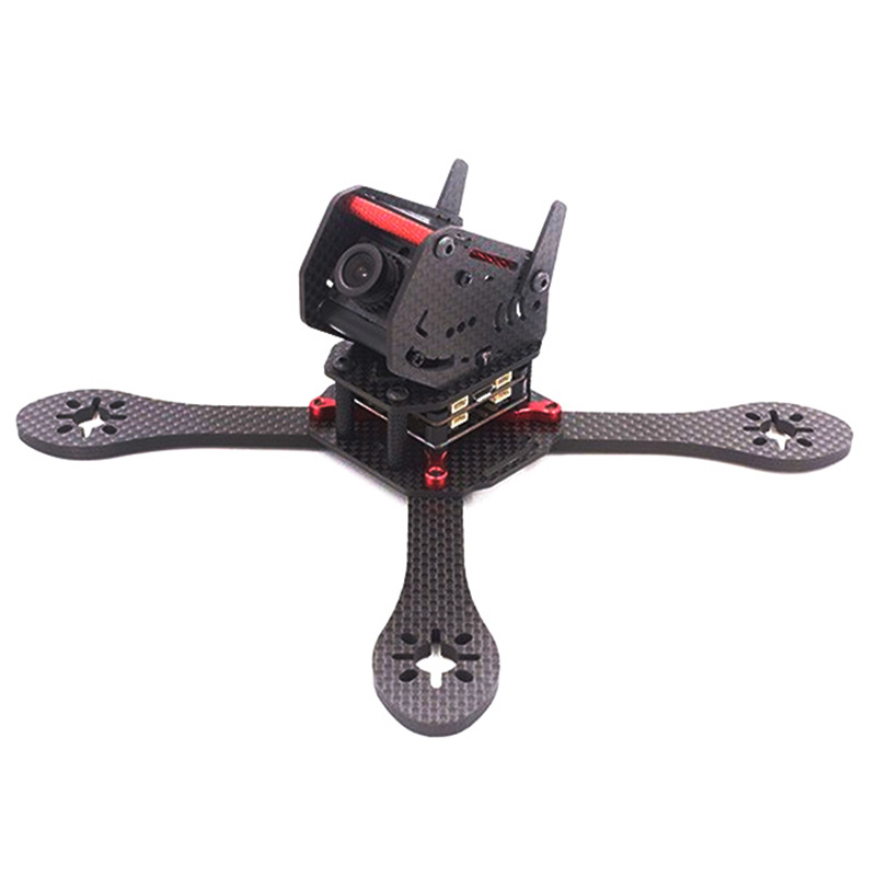 GB190 Carbon Fiber 190mm Wheelbase Multirotor DIY Frame Kit Racing Drone 30A ESC F3 10DOF Flight Controller RC Quadcopters Drone стоимость