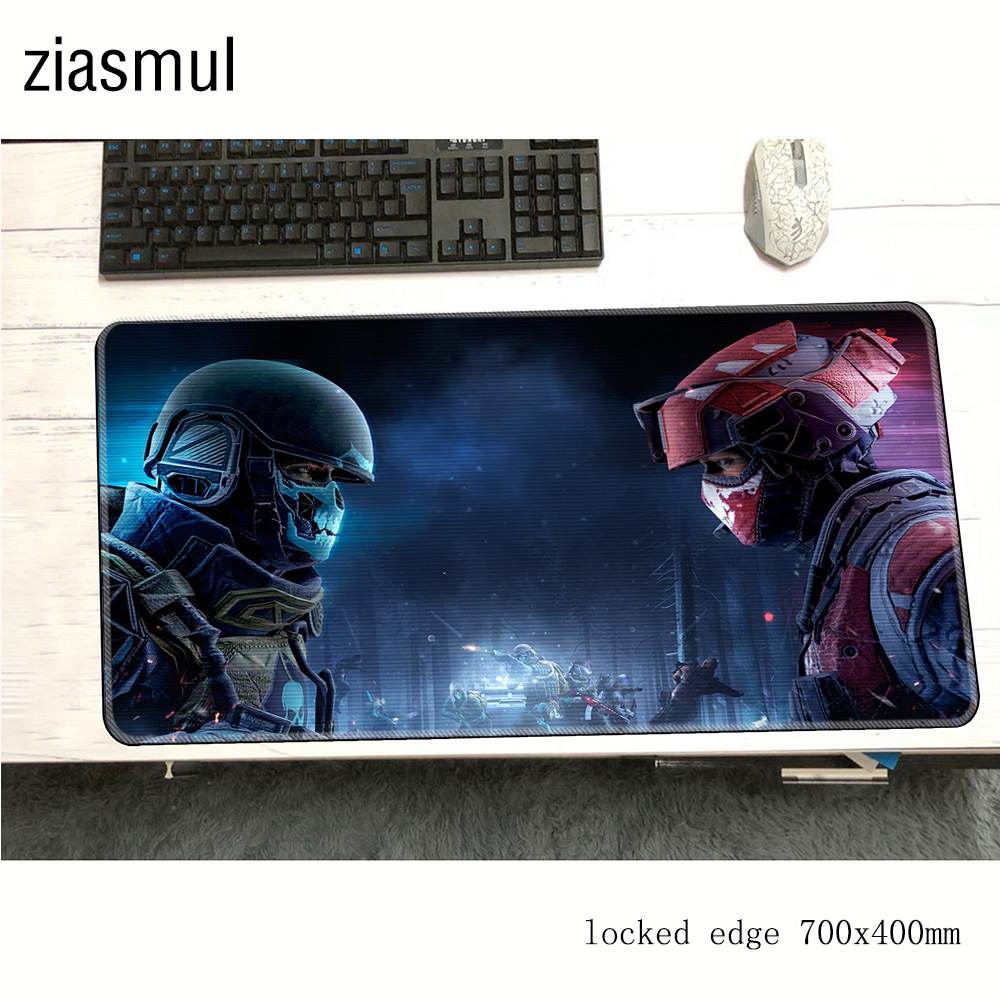 Warface Mouse Pad 700x400x2mm Mats Birthday Computer Mouse Mat Gaming Accessories Beautiful Mousepad Keyboard Games Pc Gamer