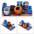 1 ШТ. 5А Постоянного Тока и Постоянного Напряжения СВЕТОДИОДНЫЙ Драйвер Зарядки Аккумулятора Модуль неизолированный постоянного тока и напряжения модуль