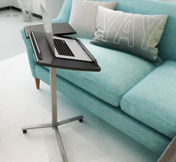 68*35 см высота-регулируемый стол ноутбук современный Лифт прикроватной тумбочке съемный ленивый Тетрадь столик диван сторона записи стол