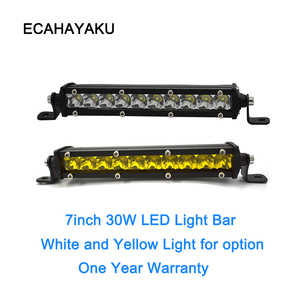 off road led bar car 4x4 pod light fog accessories para auto offroad barra work light for car boat 12v 24v truck lights lighting