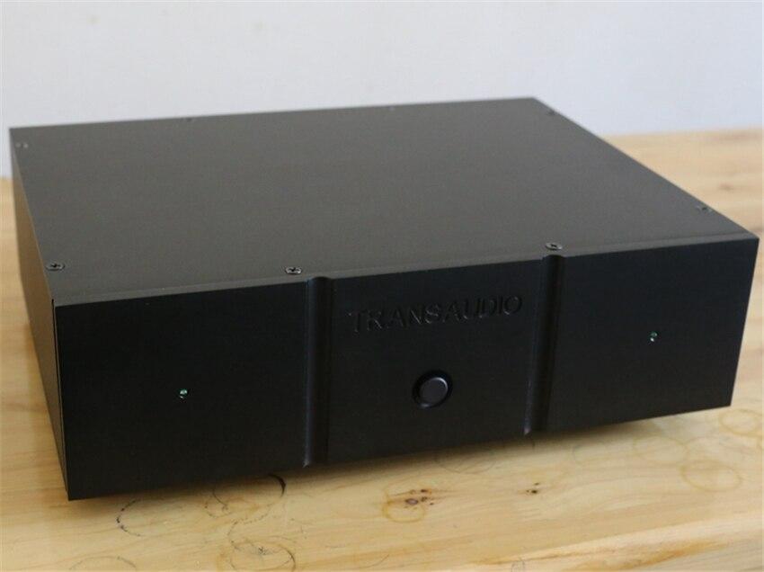 Study/Copy Naim NAP200 Transistor Power Amplifier AMP 75W*2(8ohms);150W*2(4ohms) Original Circuit Design + Beyond the Original