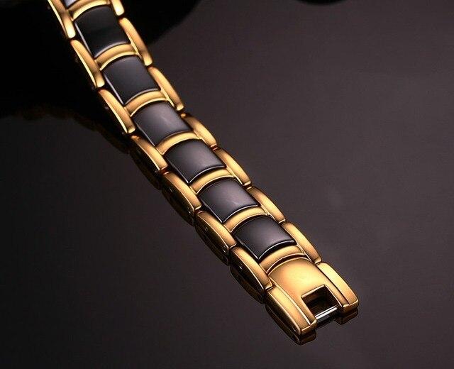 Фото лидер продаж браслеты для женщин керамический медицинский мужской цена