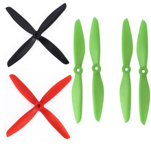 High Quality 10 Pairs 5040 CW CCW Propellers Props For RC Quadcopter Multi-Copter Toys Wholesale Free Shipping