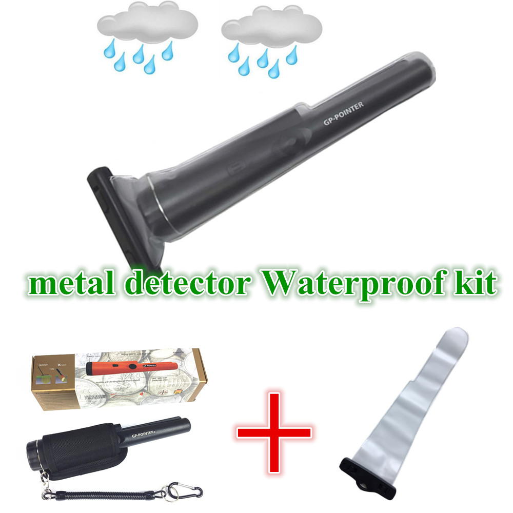 2017 Metal Detector Waterproof Case KIT Pro Pointer Pinpointing Cover GP-POINTER Hand Held Metal Detector Waterproof Case KIT цена