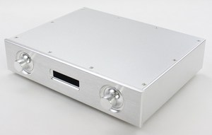Image 2 - Boîtier amplificateur KYYSLB 2018 AK4497 châssis amplificateur en aluminium/boîtier amplificateur/boîtier amplificateur/boîtier damplificateur