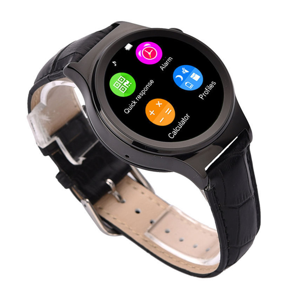 Smart Watch T3 font b Smartwatch b font Bluetooth WAP GPRS SMS MP3 MP4 USB For