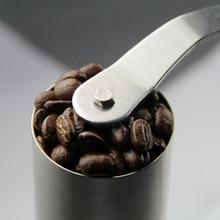 Manual Coffee Grinder Coffee Maker ceramics 304 Stainless Steel Hand Burr Mill Grinder Ceramic Coffee Grinding Machine