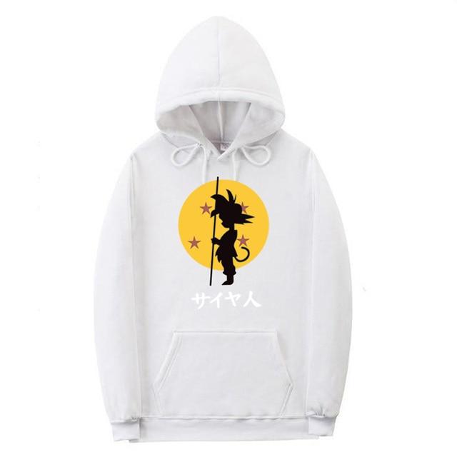 Dragon Ball Hoodie Sweatshirt Men 3