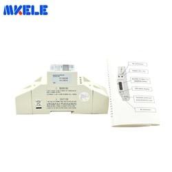 Darmowa wysyłka Mini AC licznik energii watomierzy zużycie energii Watt licznik energii na szynę Din MK LEM012SJ miernik energii elektrycznej pudełko Liczniki energii    -