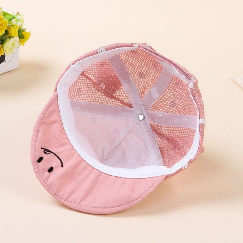 Śliczne kropki Little Ear Hat Kids Cap Noworodek Toddler Girl Boy - Odzież dla niemowląt - Zdjęcie 3
