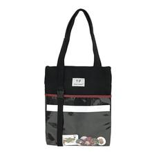 Women Transparent Beach Bags Large Capacity Female Shoulder Tote Bags Canvas Bolsos Designers Ladies Handbags for Girls Women