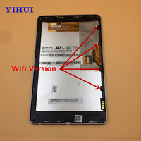 YIHUI For ASUS Google Nexus 7 Nexus7 2012 ME370TG Touch Screen Digitizer Glass Sensor With LCD