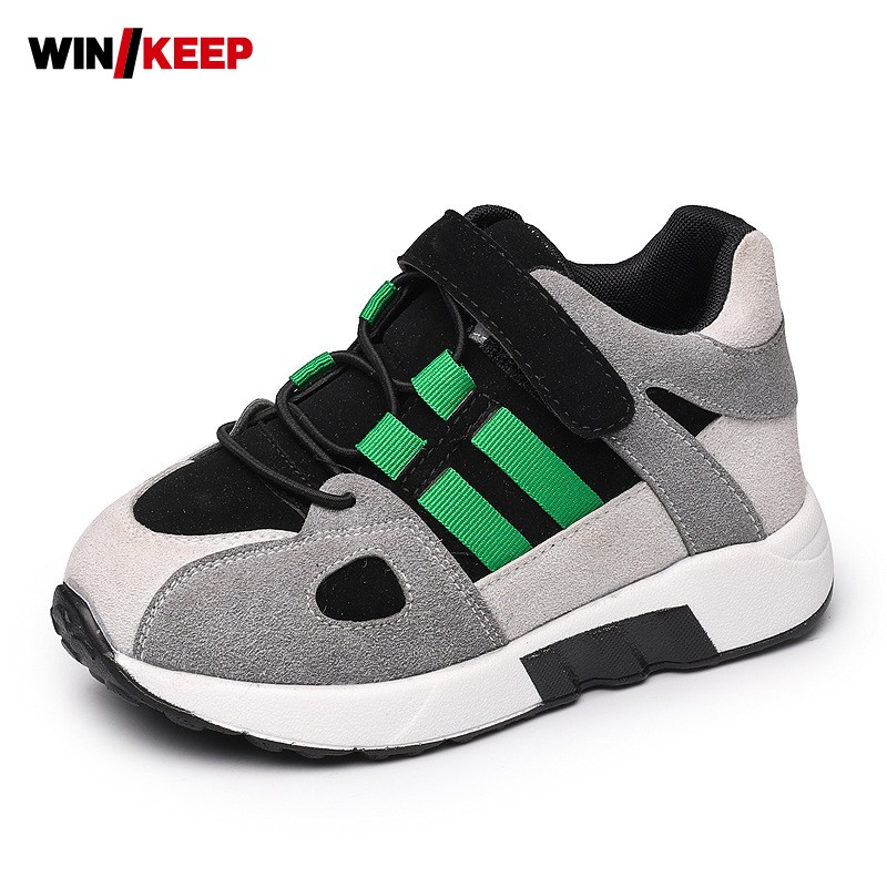 New Hot Sale Autumn Kids Sport Shoes Anti Skid Comfortable Sneakers For Children Running Shoes Breathable Boys Round Toe спот lsn 0801 03 lussole