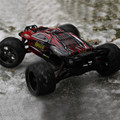 1:12 45kmH + Gptoys S912/9116 2.4G 2WD RC Crawler coche Drift Controle remoto Bigfoot Velocidad a prueba de agua y a prueba de golpes