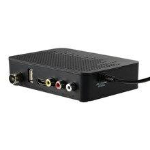 K3 HD 1080P Digital Set Top Box DVB-T2 Video Broadcasting Terrestrial Receiver H.264 MPEG4