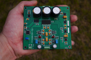 Image 4 - AD1865 decoding finished board r2r decoding nos mode DAC 24bit 192K Decoder