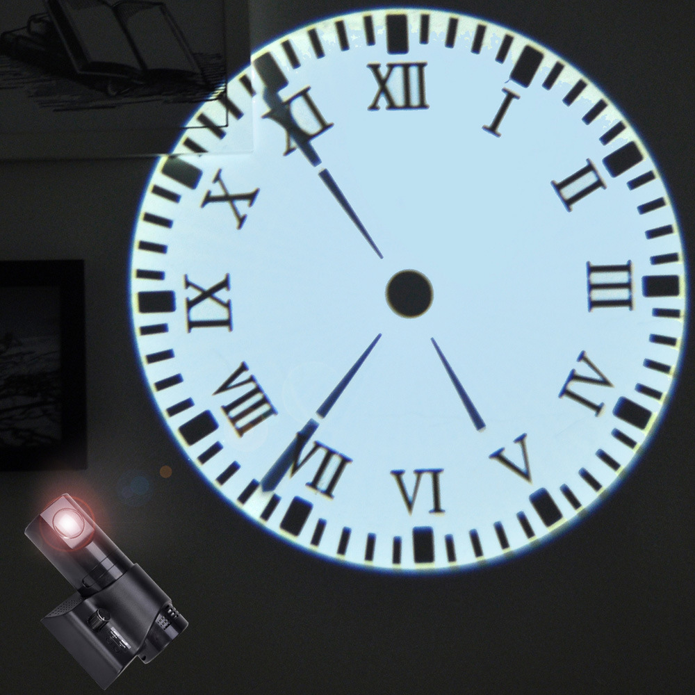 Popular Projection Wall Clock Buy Cheap Projection Wall