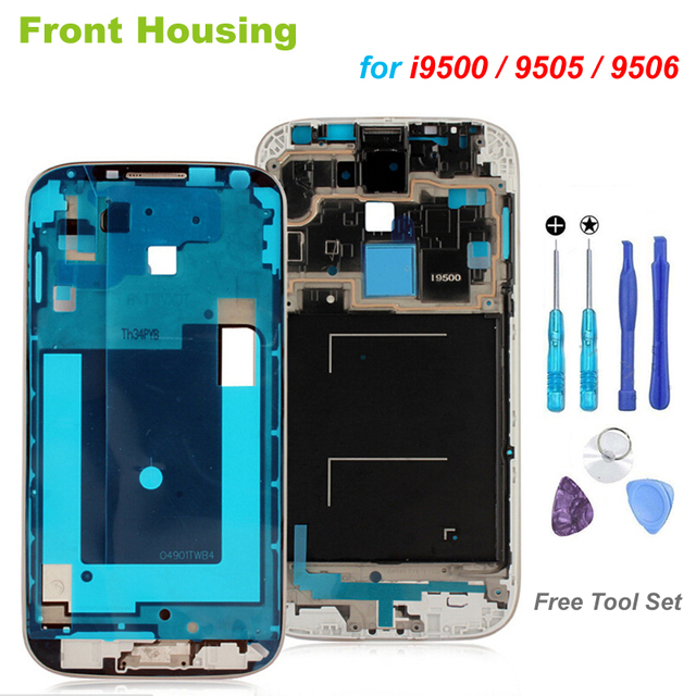 High Quality Front Frame for Samsung Galaxy S4 i9500 i9505 i9506 ...
